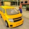 エキサイティングなタクシードライバーゲーム