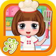 贝贝去超市下厨房-女生买菜做饭游戏