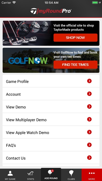 myRoundPro Golf App screenshot-7