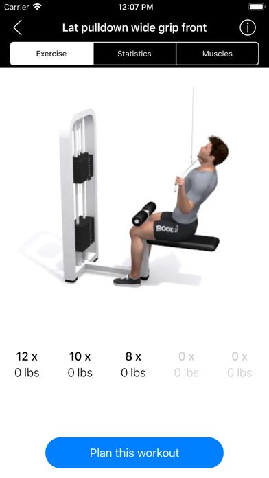 The Hutch Fitness Hub screenshot 3