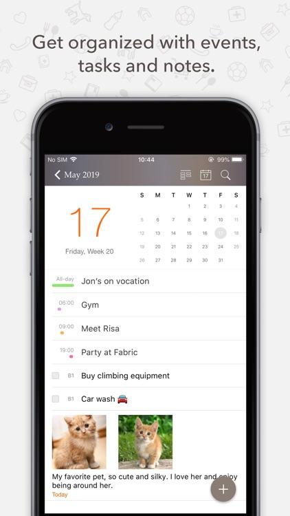 Planner Pro - Daily Calendar screenshot-0