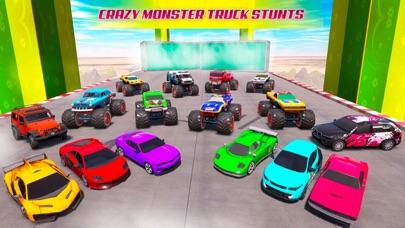 Mega Ramp Car Stunt Games 2020 screenshot 15
