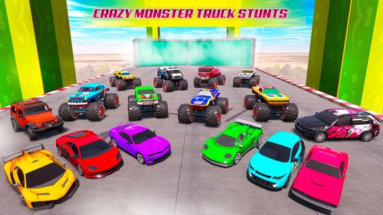 Mega Ramp Car Stunt Games 2020 screenshot-7
