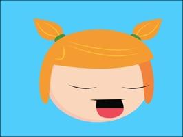 girl face emoji new 2019