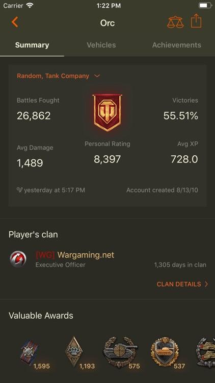 World of Tanks Assistant screenshot-3
