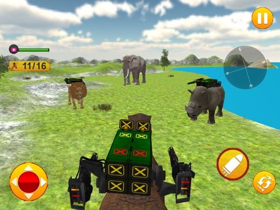 Animal Battle Dinosaur Games screenshot 10