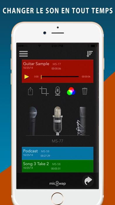 MicSwap Pro: Émulateur de Mic