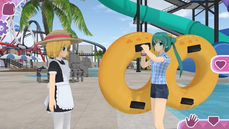 Anime City 3D screenshot-5
