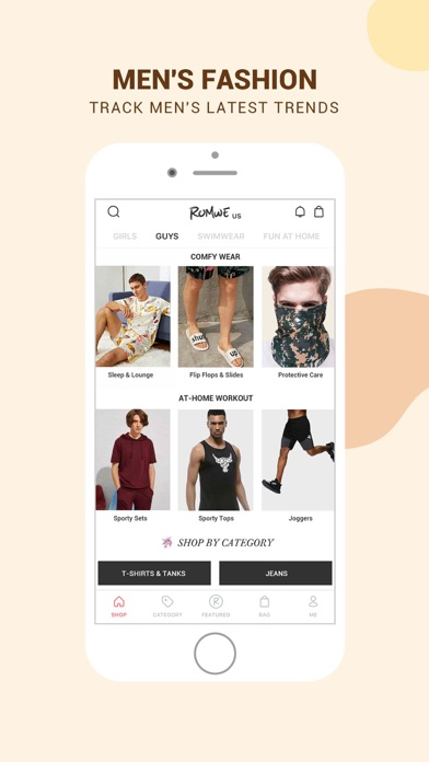 ROMWE - Fashion Store Screenshot