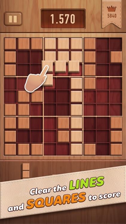 Woody 99 - Sudoku Block Puzzle screenshot-0