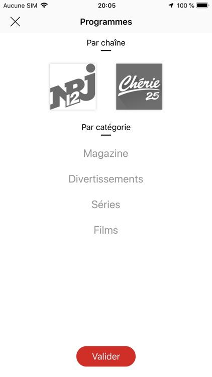 NRJ Play, en direct & replay screenshot-6