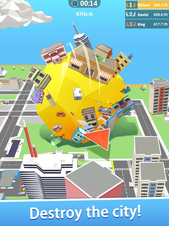 Big Big Baller™ screenshot 1