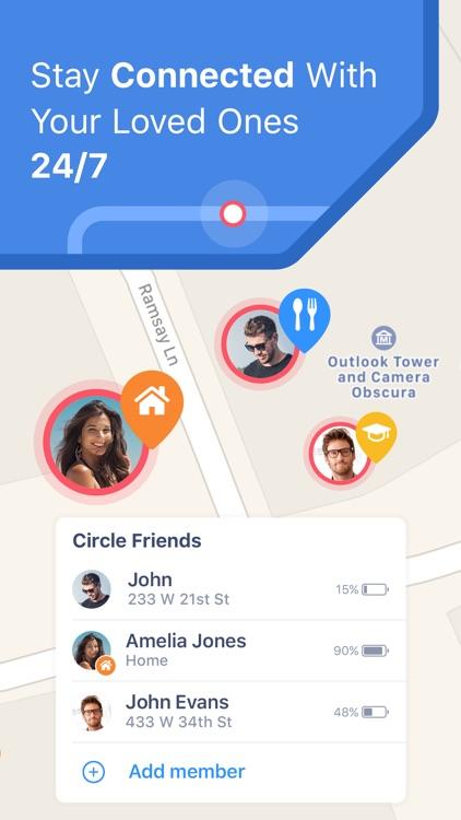 Find My Phone: Friends Tracker screenshot-3