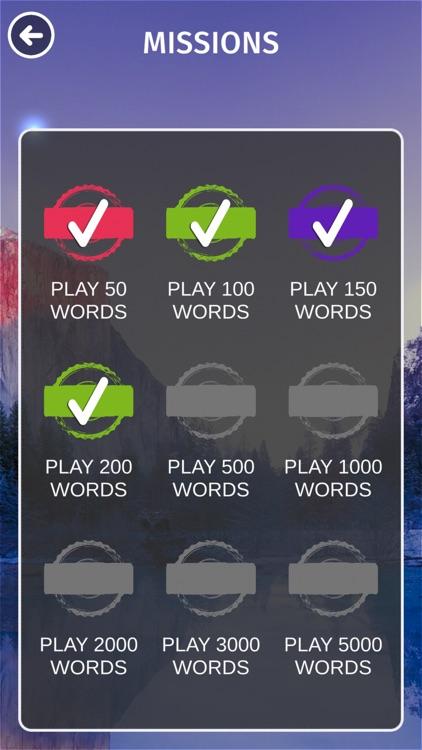 Word Tango : Find the words screenshot-6