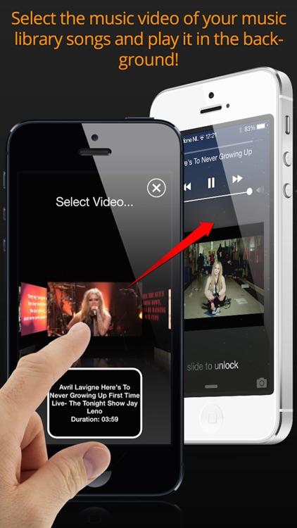 AudioViz  - View Songs screenshot-3