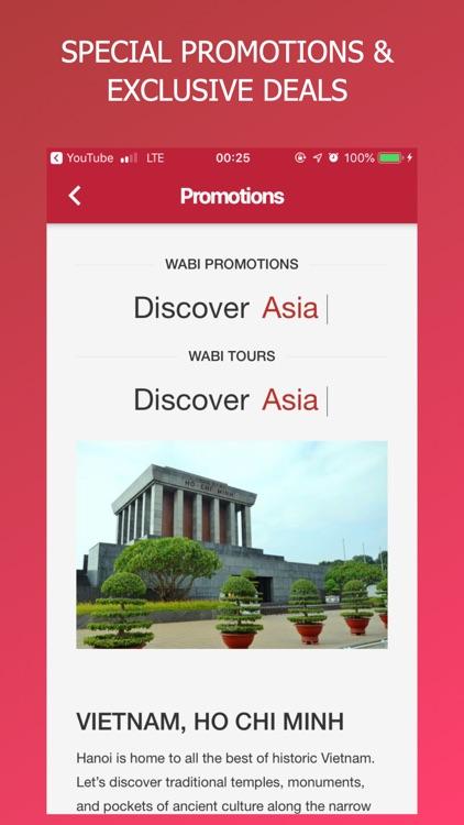 Wabi Travels screenshot-3