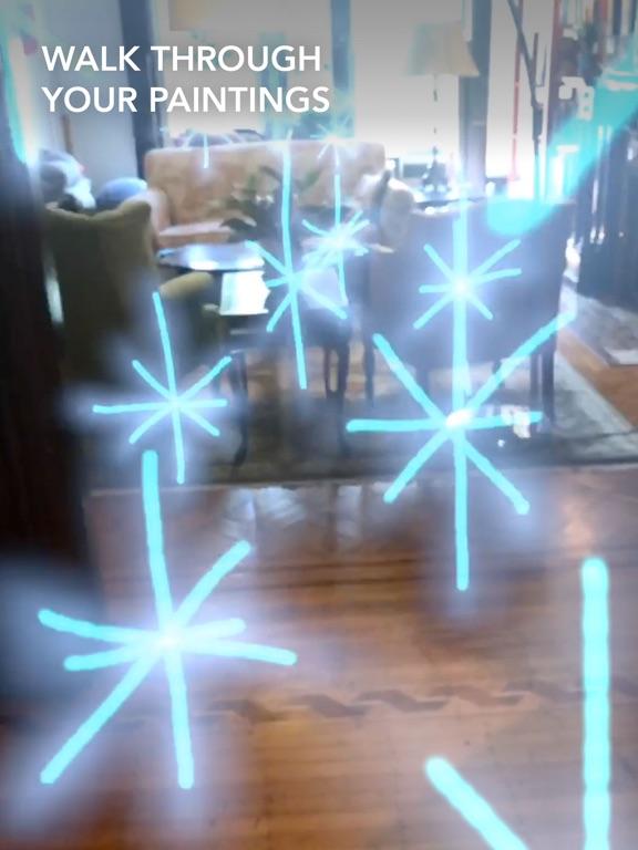 LightSpace - 3D painting in ARのおすすめ画像4
