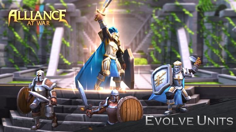 Alliance at war: magic throne screenshot-9