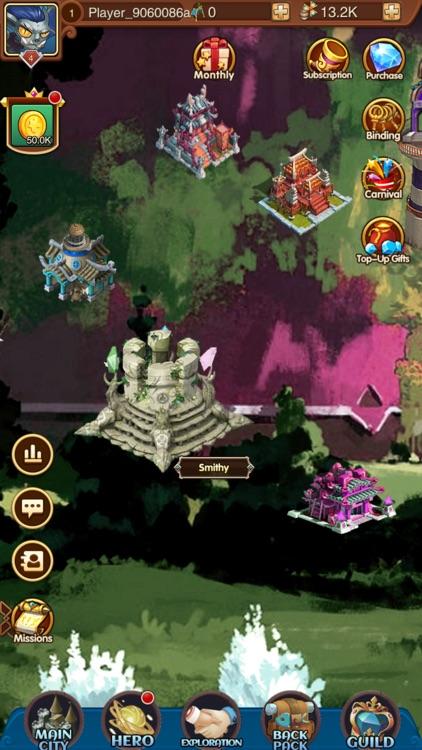 Burned Storm screenshot-4