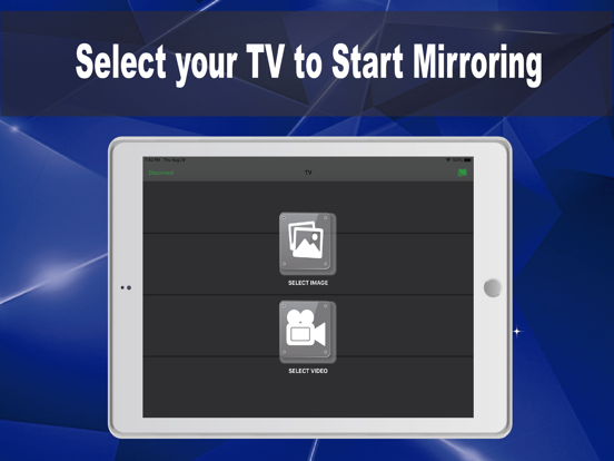 Air Mirror for Samsung TV Pro screenshot 2