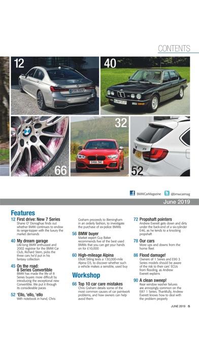 BMW Car screenshot 5