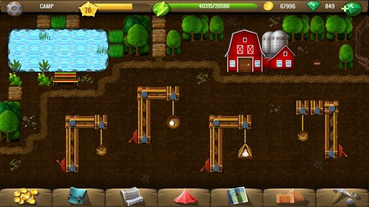 Diggy's Adventure: Fun Puzzles screenshot-4