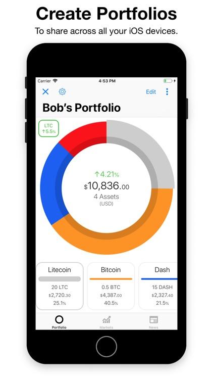 CryptoPal - Bitcoin Tracker