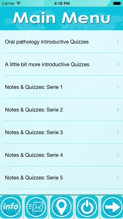 Oral pathology Exam Review screenshot-3