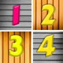 Wood Puzzle: Number Games