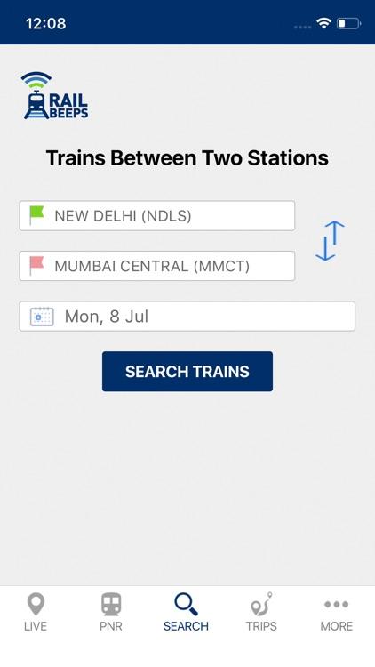 NDTV Rail Beeps screenshot-5