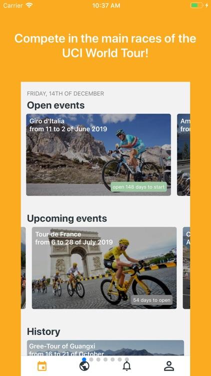 Cycling Fantasy - UCI WT