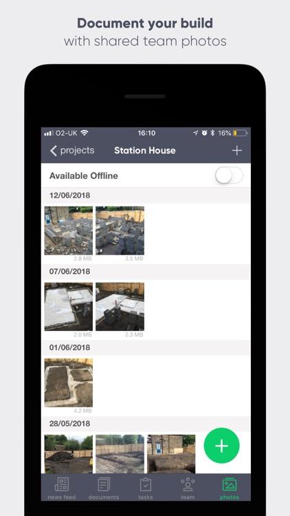 Buildcloud | Construction App screenshot-4