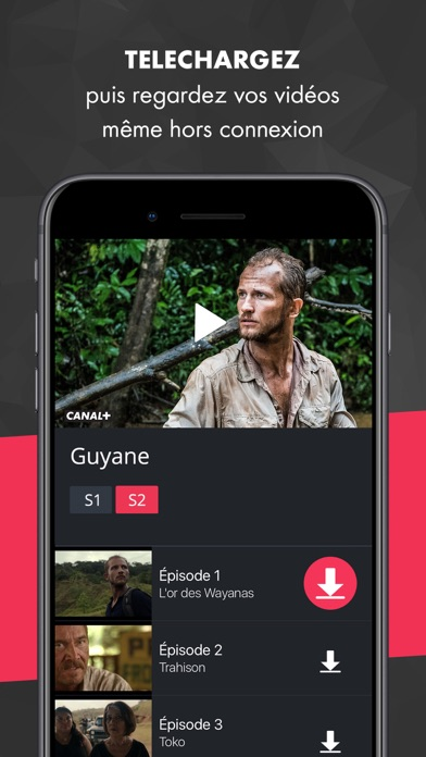 download myCANAL apps 3