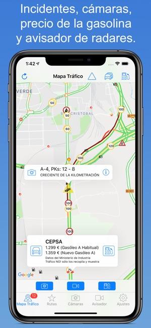 在app Store 上的 Trafico No Pro Detector Radar