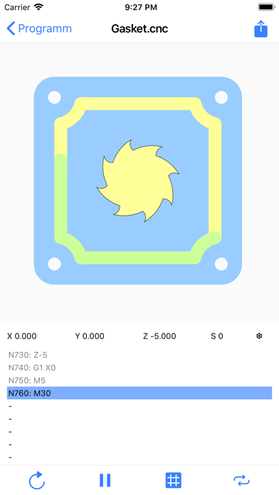 Screenshot for CNC in Germany App Store