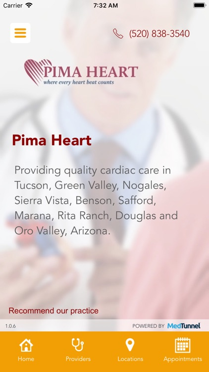 Pima Heart screenshot-0