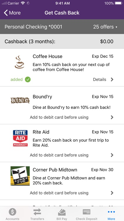 Vermont Fed CU Mobile Banking screenshot-6