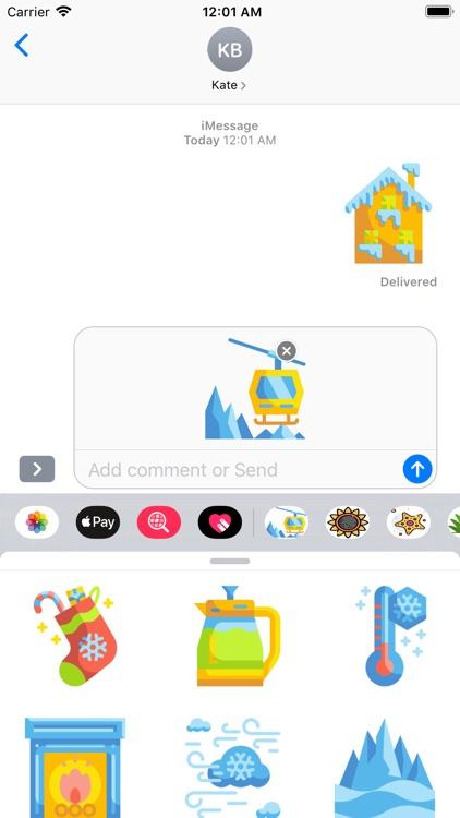 WinterMi screenshot-3