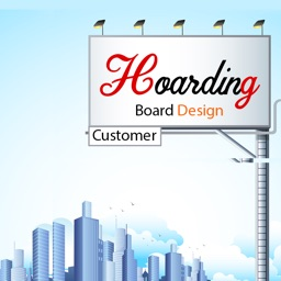 Hoarding Board Design Customer