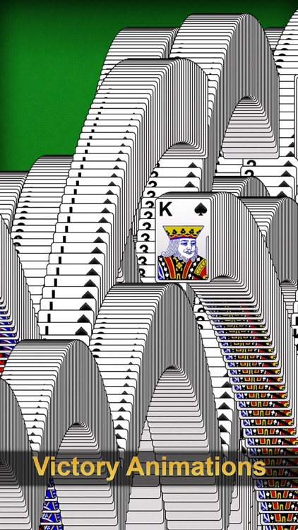 Pyramid Solitaire ▻ screenshot-4