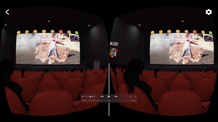 Hashtag #Cinema VR