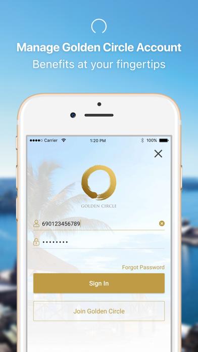 Shangri-La Hotels & Resorts screenshot three