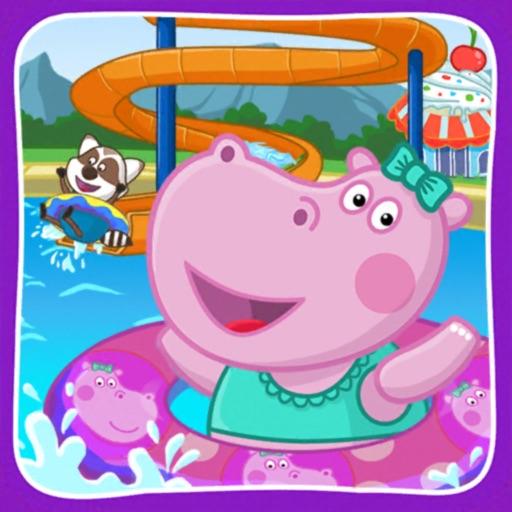 Water park: Funny slides iOS App