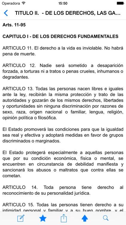 Constitución Colombiana