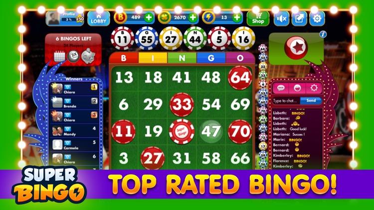 Super Bingo HD™ - Bingo Live