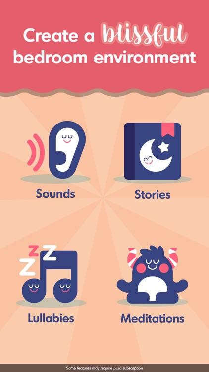 Budge Bedtime Stories & Sounds screenshot-3