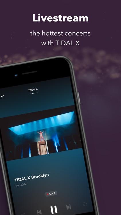 TIDAL Music screenshot-7