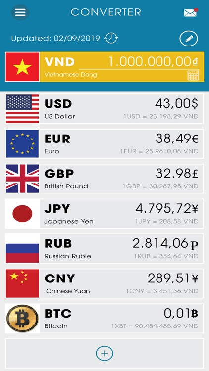 Currency Converter + Free