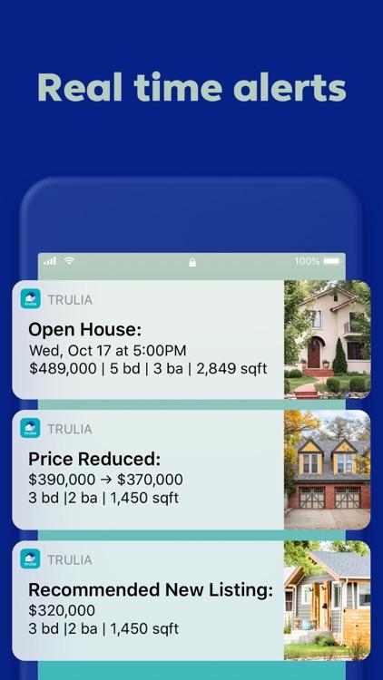 Trulia Real Estate: Find Homes screenshot-0