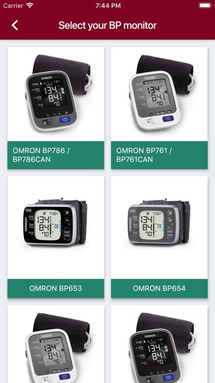 Sphygmo Home Blood Pressure screenshot-5